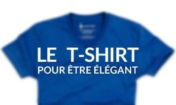 T-shirt GoudronBlanc